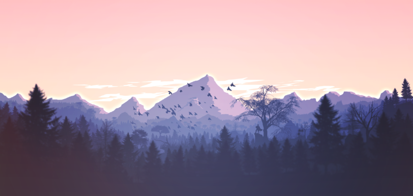 The best graphic designs of mountains for download